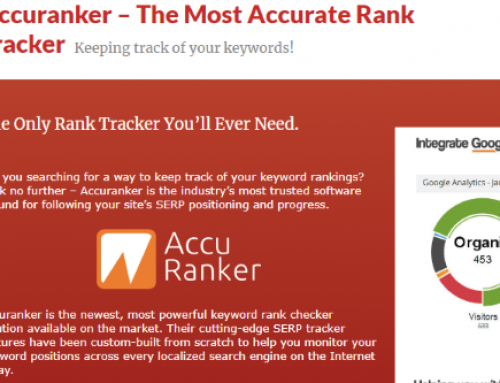 Accuranker Sales Copy